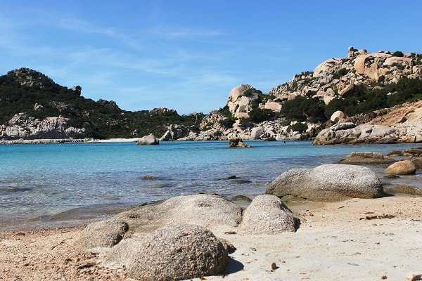 Sardinian Beaches in Sardinia