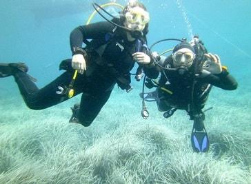 Sea Spirit Diving Resort in Sicily